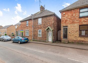 Thumbnail 3 bed semi-detached house for sale in Main Street, Farcet, Peterborough
