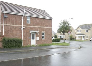 Thumbnail 3 bed semi-detached house for sale in Parkside Gardens, Morpeth, Northumberland
