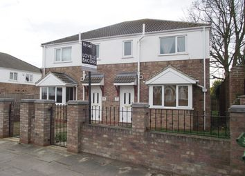Thumbnail 3 bed semi-detached house to rent in Wendover Rise, Cleethorpes