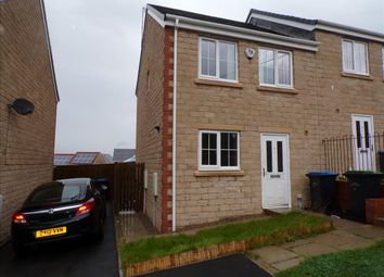 Thumbnail 2 bedroom semi-detached house to rent in Keswick Gardens, Consett