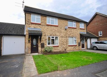 Thumbnail 3 bed semi-detached house for sale in Burwell Meadow, Witney