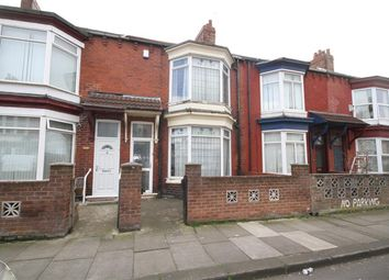 Thumbnail 3 bedroom terraced house for sale in Kensington Road, Linthorpe, Middlesbrough