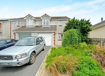 Thumbnail 3 bed semi-detached house for sale in Fraddon, St. Columb, Cornwall