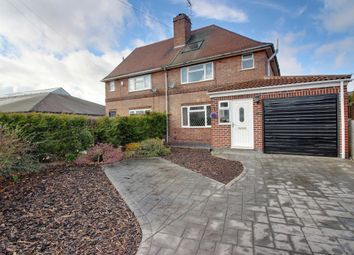 Thumbnail 4 bed semi-detached house for sale in Chetwynd Road, Toton, Beeston, Nottingham