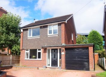 Thumbnail 3 bed detached house for sale in Belgrave Road, Newcastle-Under-Lyme, Staffordshire