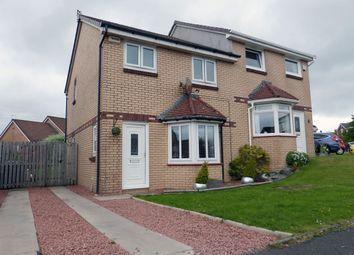 Thumbnail 3 bed semi-detached house for sale in Lochranza Drive, Lindsayfield, East Kilbride