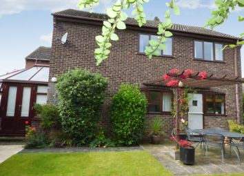 Thumbnail 3 bed detached house for sale in Burgess Way, Brooke