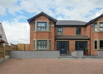 Thumbnail 4 bed semi-detached house for sale in Lever Park Avenue, Horwich, Bolton