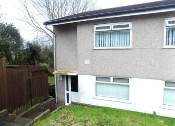 Thumbnail 2 bed flat for sale in Bryn Owain, Caerphilly
