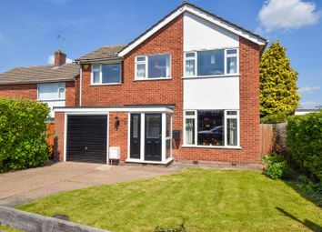 Thumbnail 4 bed detached house for sale in Kirklington Road, Southwell