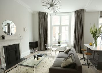 Thumbnail 1 bed flat to rent in Welbeck Street, Marylebone