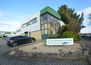 Thumbnail Warehouse for sale in Unit 10/11 Justin Business Park, Wareham