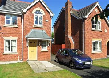 Thumbnail 3 bed end terrace house for sale in Rosefinch Way, Blackpool