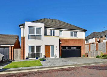 Thumbnail 5 bed detached house for sale in Range View, Whitburn, Sunderland