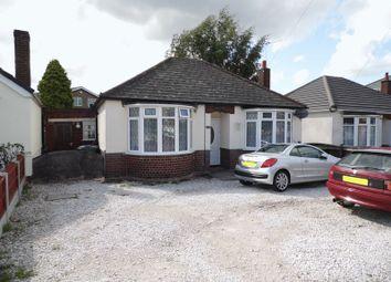 Thumbnail 2 bedroom detached bungalow for sale in Bilston Road, Tipton
