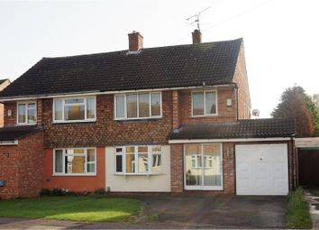 Thumbnail 4 bedroom semi-detached house for sale in Beeches Road, Chelmsford