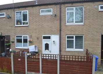 Thumbnail 3 bedroom terraced house to rent in Challoner Way, Westfield, Sheffield