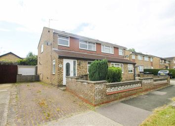 Thumbnail 3 bedroom semi-detached house to rent in Sutherland Grove, Bletchley, Milton Keynes