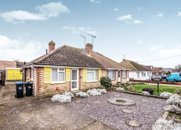 Thumbnail 3 bedroom bungalow to rent in Crown Road, Shoreham-By-Sea