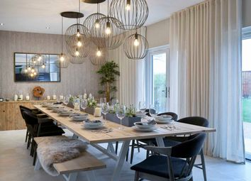"Thumbnail 6 bedroom detached house for sale in ""Stewart Garden Room "" at Beck Close, Wynyard, Billingham"