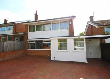 Thumbnail 4 bed link-detached house to rent in Highlands Drive, Stockport, Cheshire