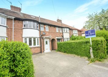 Thumbnail 3 bed terraced house for sale in Middleton Road, York