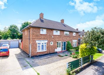 Thumbnail 3 bed semi-detached house for sale in Maycroft, Letchworth Garden City