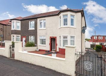 Thumbnail 2 bed flat for sale in Hutton Park Crescent, Largs, North Ayrshire, Scotland