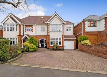 Fanshawe Crescent, Hornchurch RM11. 4 bed semi-detached house for sale