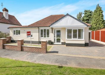 Thumbnail 3 bed detached bungalow for sale in Gibbons Grove, Newbridge, Wolverhampton
