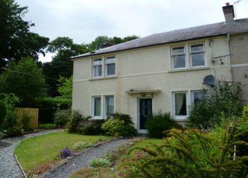 Thumbnail 2 bed flat for sale in Abbey Road, Auchterarder