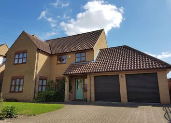 Thumbnail 5 bed detached house to rent in Williams Way, West Row