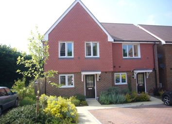 Thumbnail 3 bed semi-detached house to rent in Sand Ridge, Ridgewood, Uckfield