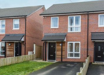 Thumbnail 2 bed semi-detached house for sale in Edward Street, St. Helens, Merseyside