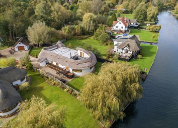 Thumbnail 4 bed detached house for sale in Beech Road, Wroxham