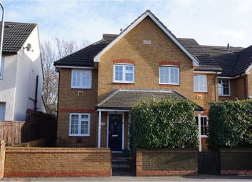 Thumbnail 3 bed end terrace house for sale in New Hythe Lane, Aylesford
