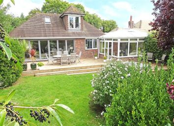 Thumbnail 3 bed detached house for sale in Findon Village, Worthing, West Sussex