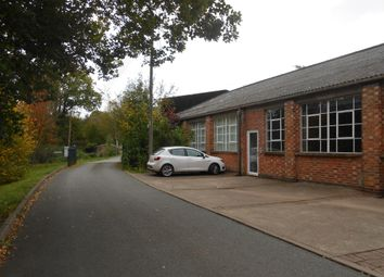 Thumbnail Light industrial to let in 4 Walkmills Business Park, Sutton Road, Market Drayton