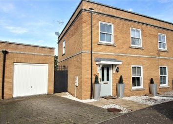 Thumbnail 3 bed semi-detached house to rent in Ashes Road, Shoeburyness, Southend-On-Sea