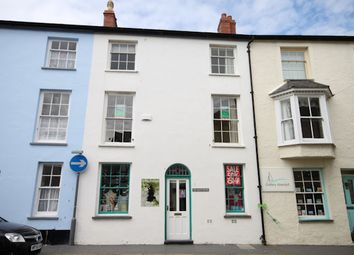Thumbnail 2 bedroom triplex for sale in 10 New Street, Aberdovey