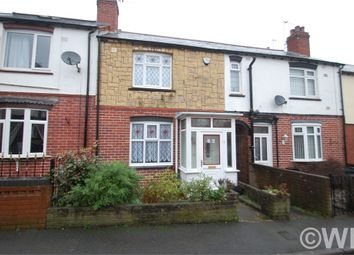 Thumbnail 2 bedroom terraced house for sale in Wilkes Street, West Bromwich, West Midlands