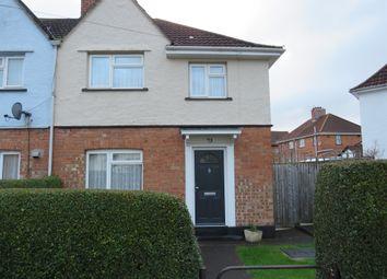 Thumbnail 3 bed semi-detached house for sale in Trowbridge Road, Southmead, Bristol