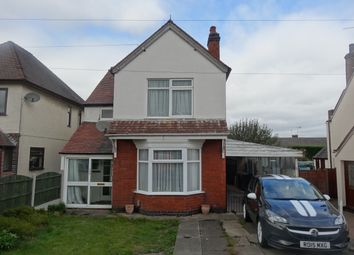 Thumbnail 3 bedroom detached house to rent in Ansley Road, Nuneaton