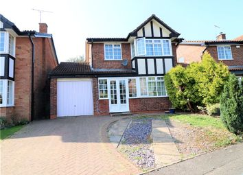 Thumbnail 3 bed detached house for sale in Hopton Crofts, Leamington Spa