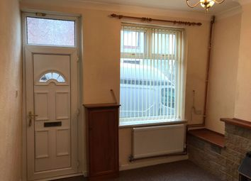 Thumbnail 2 bed terraced house to rent in Harold Street, Middleport, Stoke-On-Trent