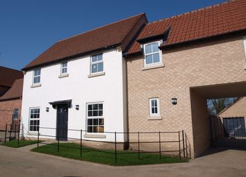 Thumbnail 4 bedroom link-detached house for sale in Chandlers, Spaldwick, Huntingdon