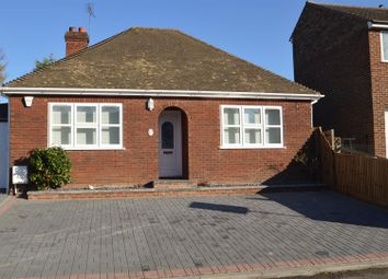 Thumbnail 2 bed detached bungalow to rent in Mackenders Lane, Eccles, Aylesford