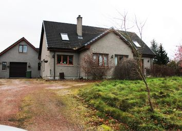 Thumbnail 6 bed detached house for sale in Marybank, Marybank, Muir Of Ord, Highland