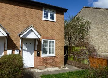 Thumbnail 2 bed end terrace house to rent in Glenmore Road, Carterton