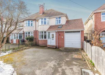 Thumbnail 3 bed semi-detached house for sale in Hallow Road, Worcester